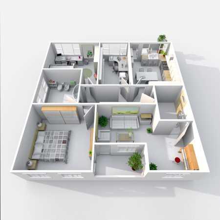 Comprar Apartamento na Planta