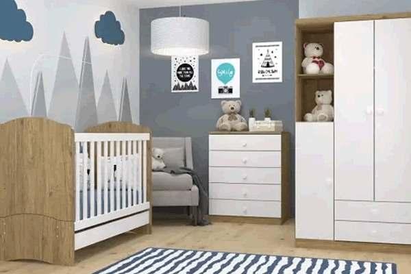 6 Dicas Para Decorar o Quarto do Bebê